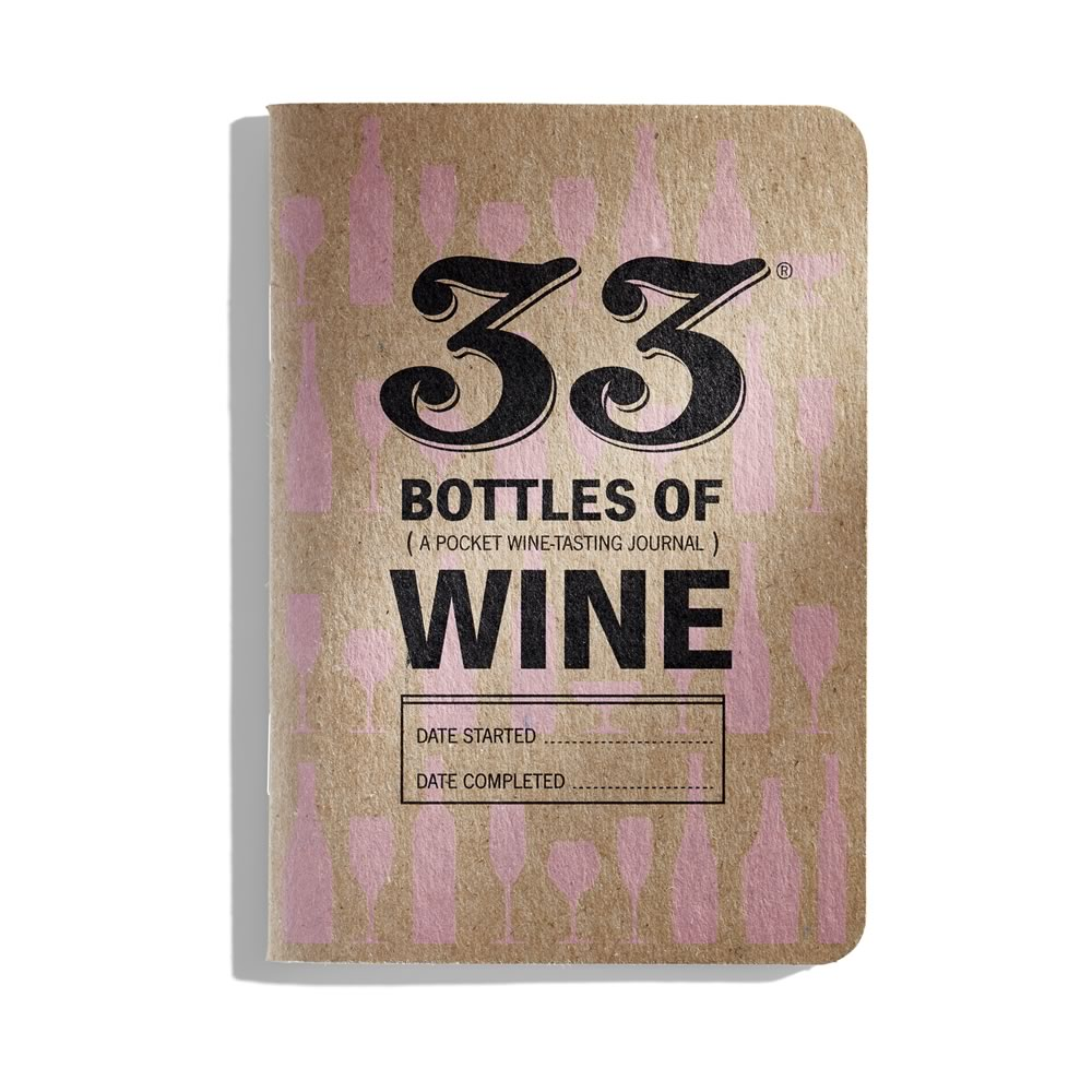 33 Wines Rosé edition cover