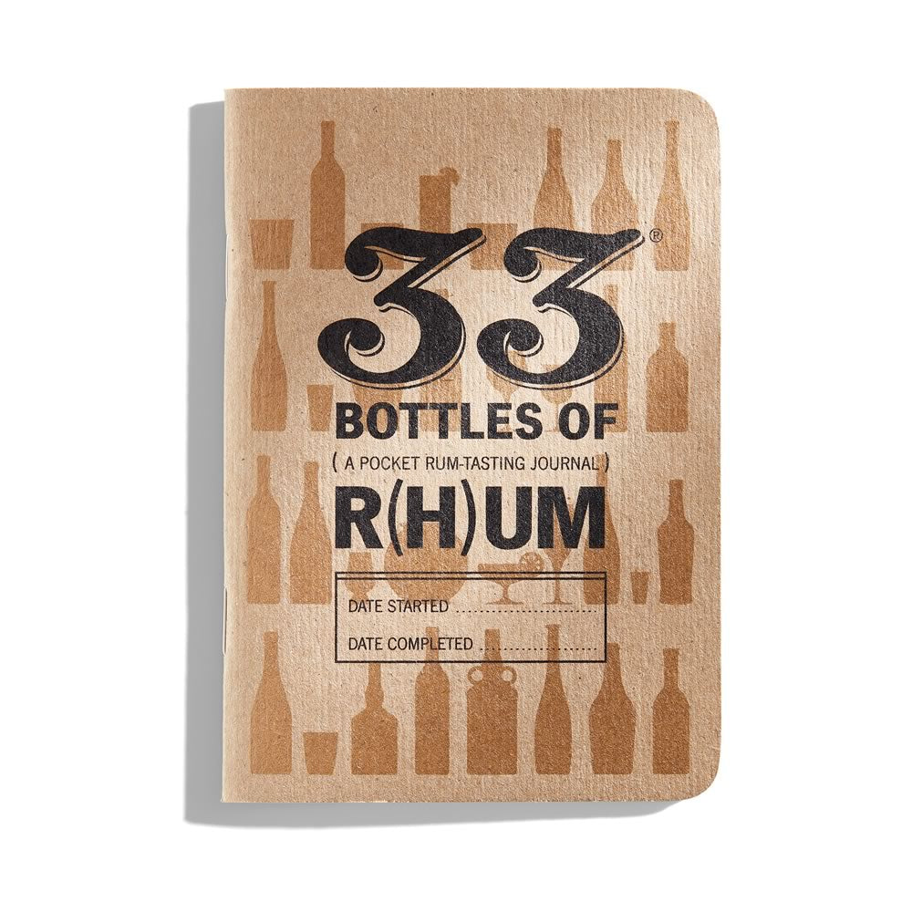 33 R(h)ums, a pocket rum journal