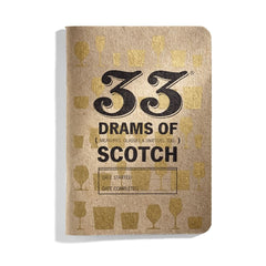 33 Drams of Scotch: Scotch-tasting journal