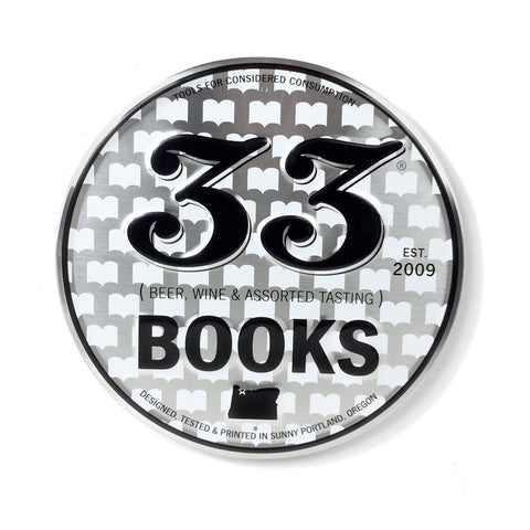 33 Books Co. Tacker