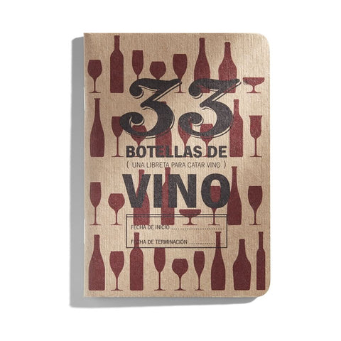 33 Botellas de Vino