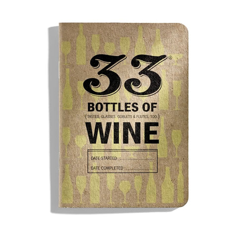 33 Bottles of Wine - Limited White Wine Edition