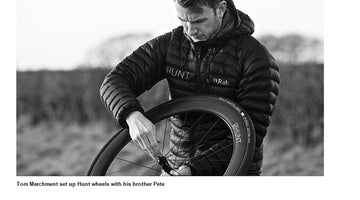 The Times Newspaper 'On Your Bike' Column 5/5 Review - MASON x HUNT 4 Season Disc Wheelset & Full Company Profile