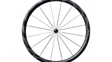 CYCLING WEEKLY 9/10 - 36 UD CARBON SPOKE WHEELSET