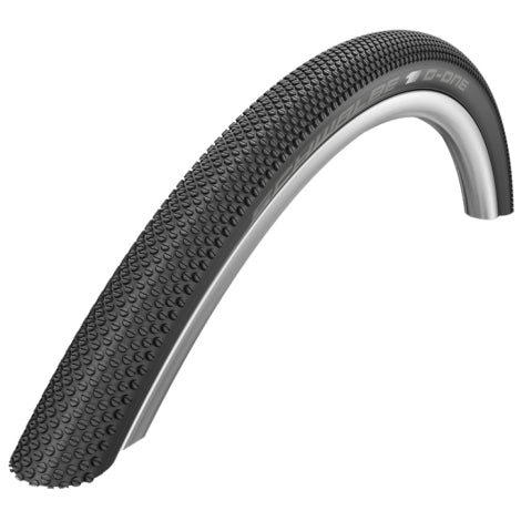 Schwalbe G-One Speed 30mm Tubeless Road/Gravel Tyres (Pair)