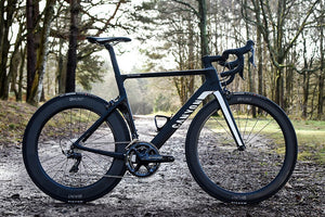 <h1>Weight</h1><i>The consequence of the fanatical attention to detail is an outstandingly light 1498 gram wheelset weight in a lightning fast stiff aero package. We've enjoyed free wheeling in the pack whilst all others are pedalling, is it cheating?</i>