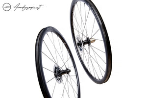 Replacement Spokes For HUNT 34 Aero Wide Disc Wheelset