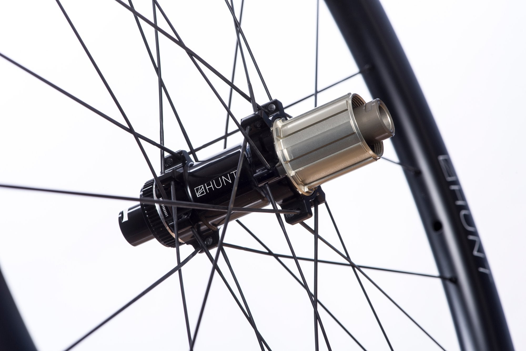 <h1>Freehub Body</h1><i>Featuring a 3 multi-point pawls with 3 teeth each and a 48 tooth ratchet ring results in an impressively low 7.5 degree engagement angle and excellent resistance to wear under heavy loads. The Sprint freehub has strong individual pawl springs which engage quicker. There is also a Steel Spline Insert re-enforcement to provide excellent durability against cassette sprocket damage often seen on standard alloy freehub bodies.</i>