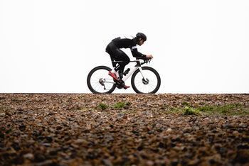 "<h1>Comfort</h1><i>As well as carbon fibre composites being lighter and stiffer than steel, the inherent energy dissipation qualities seen in carbon fibre composites can play a significant role in ""road buzz"" absorption. Coupled with the reduced number of spokes required to achieve this stiffness, the ride quality and feedback can be greatly improved.</i>"