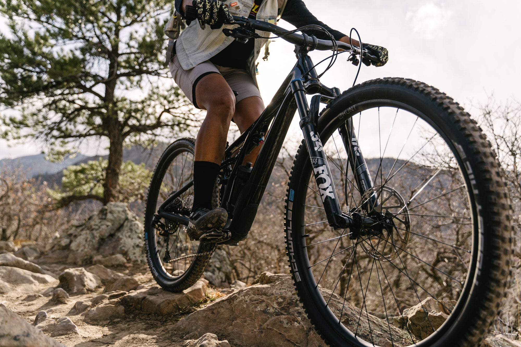 <h1>Made for how you ride</h1><i>Enhanced to perfectly compliment your riding, the TrailWide is for those 'first out, last in' type of riders.</i>
