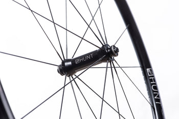 <h1>Hubs</h1><i>Precision machined straight pull hubs and spokes add strength and enhance power transfer meaning all your force pushes you forwards.</i>