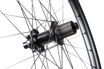 <html><h1>Freehub Body</h1><i>Durability is a theme for Hunt as time and money you spend fixing is time and money you cannot spend riding or upgrading your bikes. As a result, we've developed the H_CERAMIK coating to provide excellent durability and protect against cassette sprocket damage often seen on standard alloy freehub bodies.</i></html>