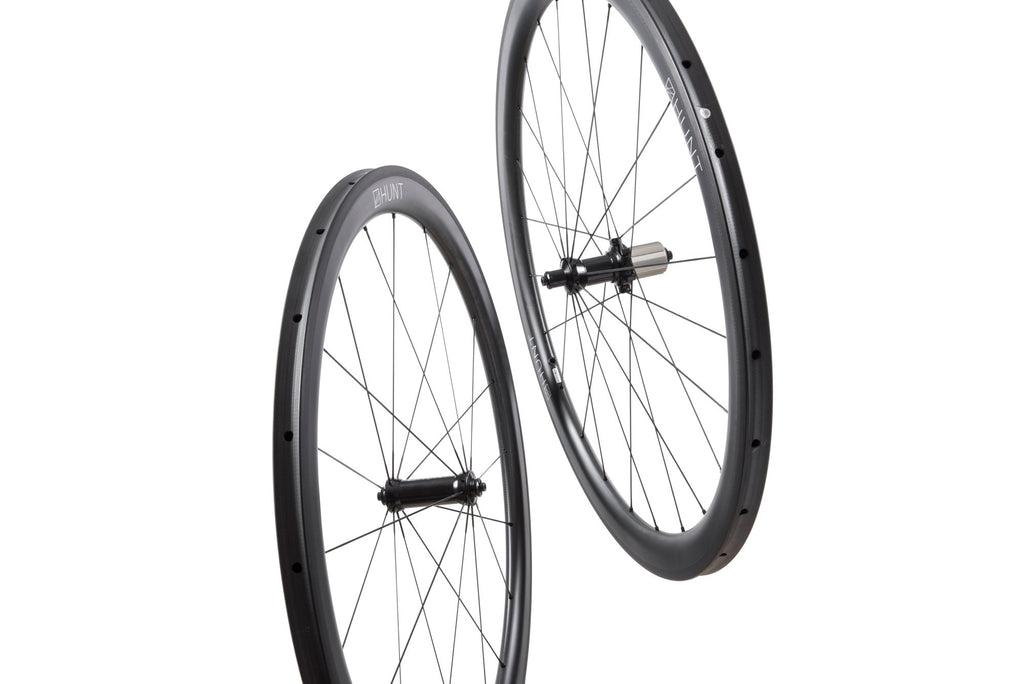 Replacement Spokes For HUNT Team 45 Carbon Wide Tubular Wheelset