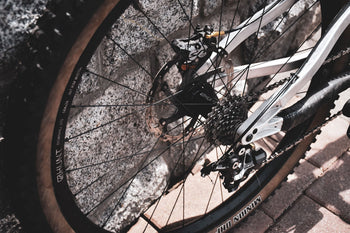 Nearly New HUNT Downhill Privateer MTB Wheelset