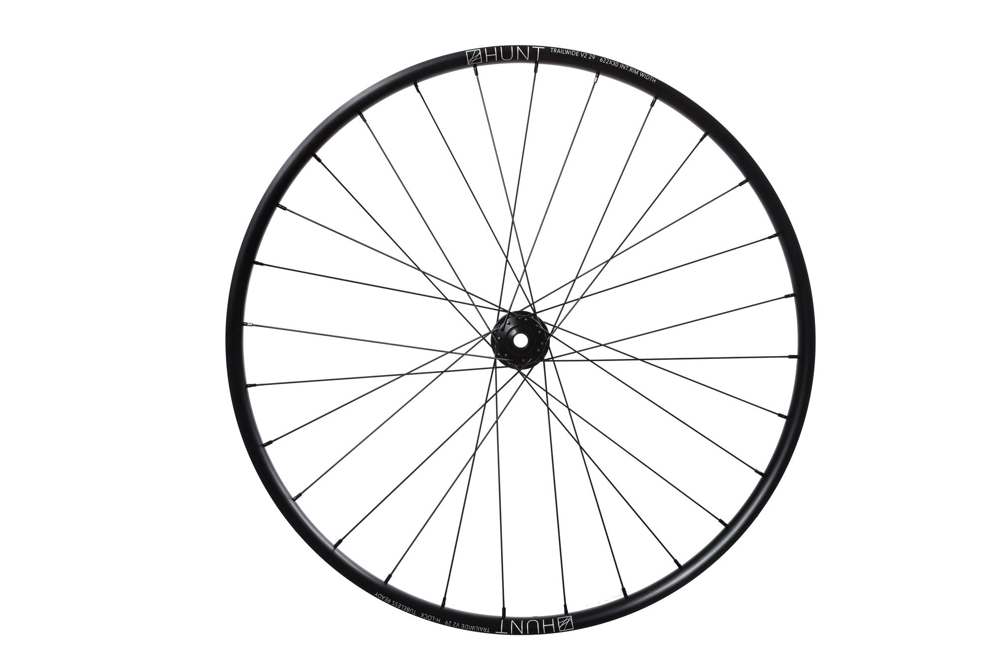 "<h1>Rims</h1><i>The TrailWide rim includes details that are high on the durability factor to make sure you finish every ride with a big grin. Designed for 2.3""-2.5"" tyres, the 30mm internal rim provides support to the tyre when you drop into in a root strewn shoot or you're throttling down a high-speed section and folding a tyre is the last thing you need to happen!</i>"