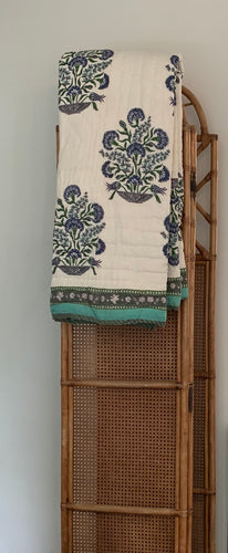 King Size Indian Bedspread