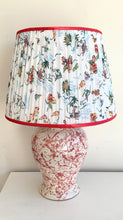 Load image into Gallery viewer, Italian Pink Splatter Lamp
