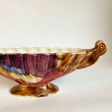Load image into Gallery viewer, Vintage Lustreware Grecian Style Dish