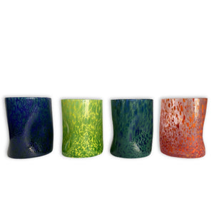 By Alice Handblown Italian Glasses