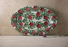 Load image into Gallery viewer, Hand Painted Large Portuguese Serving Platter