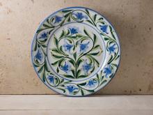 Load image into Gallery viewer, Hand Painted 'Lily' Portuguese Plates