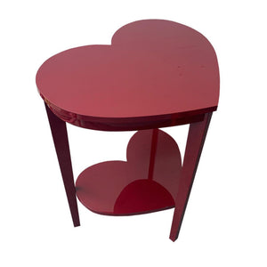 By Alice 'Lady Valentine' Handmade Lacquered Table