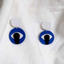 Load image into Gallery viewer, Vada Earrings // Eye Smear