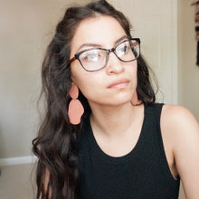 Load image into Gallery viewer, Wave Duality Earrings