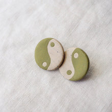 Load image into Gallery viewer, Duality Stud Earrings