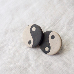 Duality Stud Earrings
