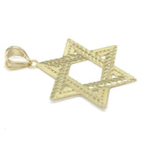 10K Yellow Gold Star SOD_005 - WORLDSTARBLING