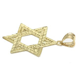 10K Yellow Gold Star SOD_007 - WORLDSTARBLING