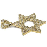 10K Yellow Gold Star SOD_009 - WORLDSTARBLING