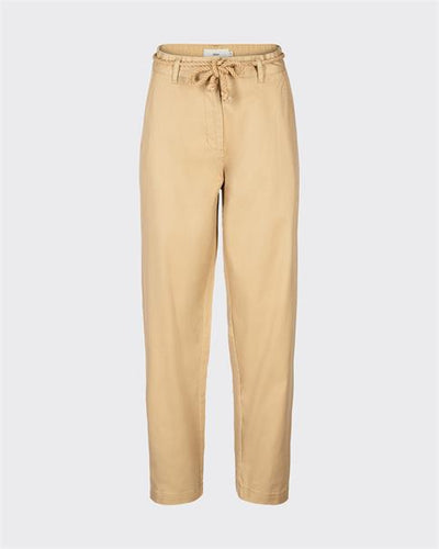 Minimum Betula rope belt canvas trousers