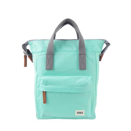 Roka London Bantry B small rucksack mint