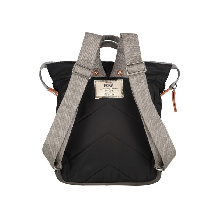Roka London Bantry medium bag rucksack black