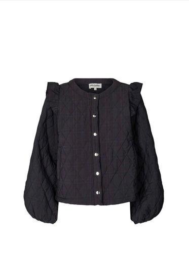 Minimum Genevieve jersey jumpsuit in masala