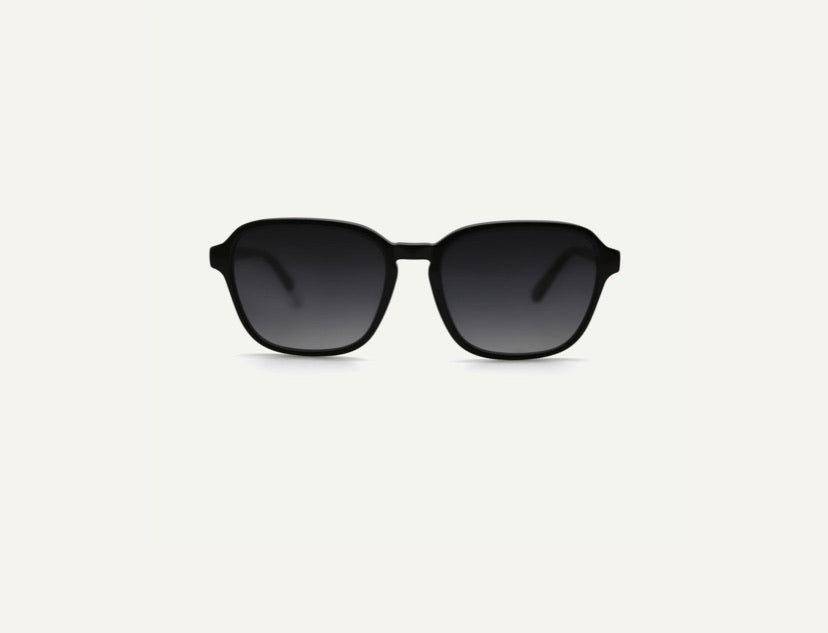 Pala Riuha black bio with polarised lenses sunglasses