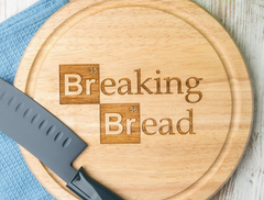 Breaking Bread Board