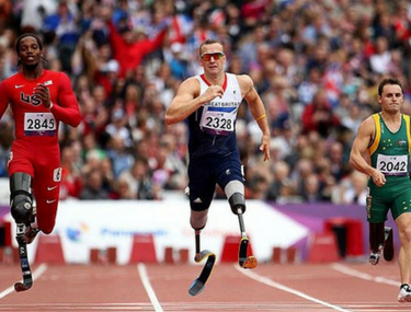 Paralympics, Richard Whitehead
