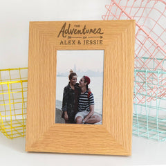 Adventures Of Photo Frame