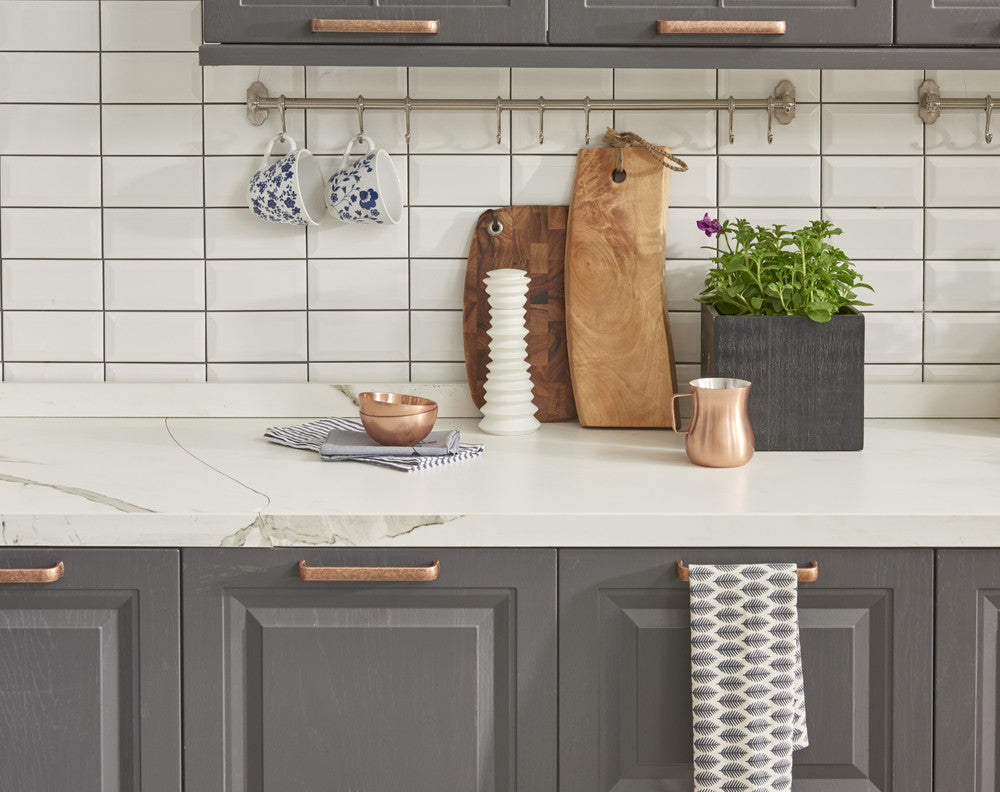 Creating a country style kitchen on a budget