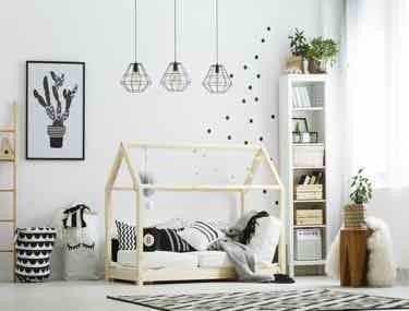 Clever kids rooms