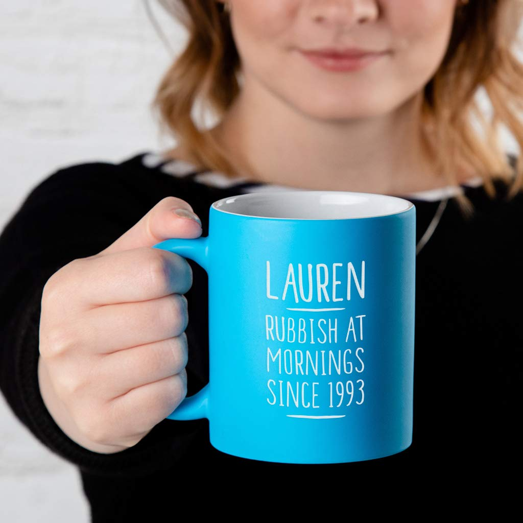 Personalised Coffee Mug For Women ZOOM