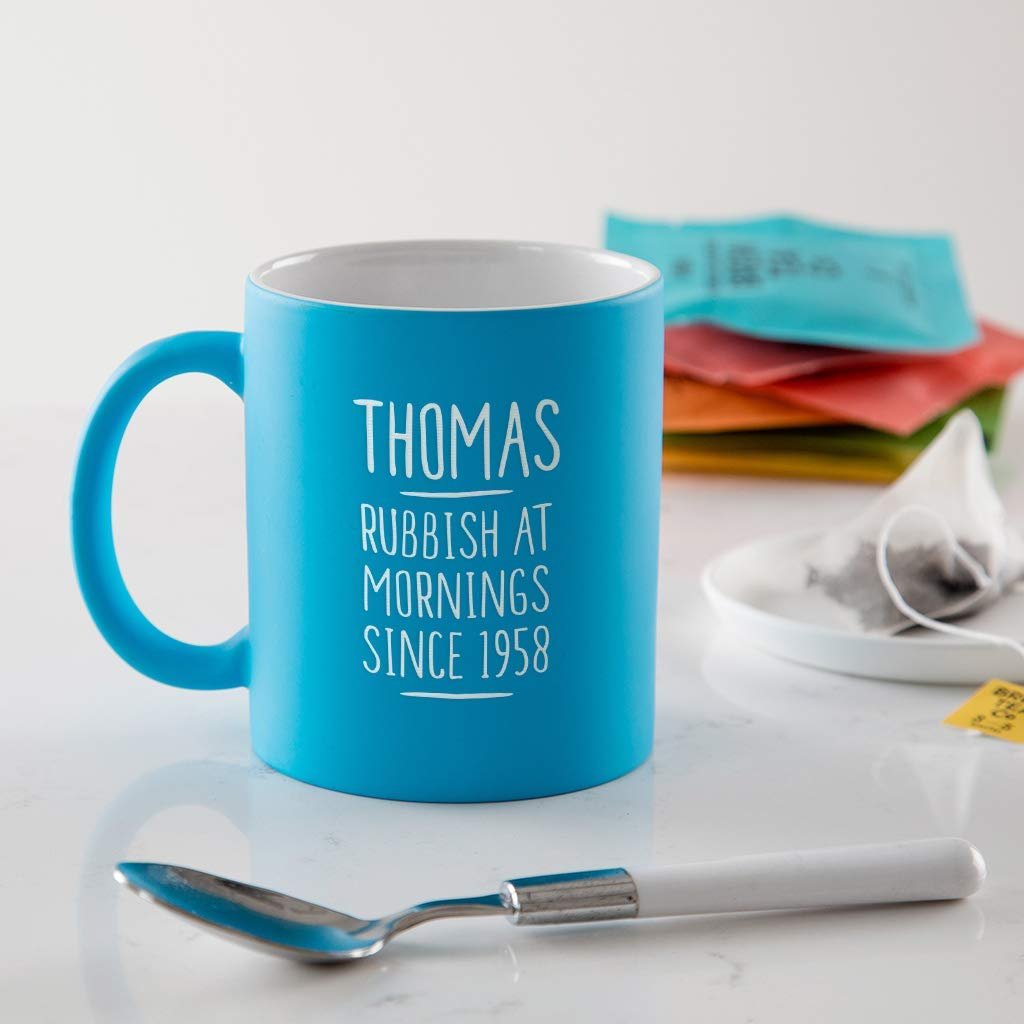 60th Birthday Fun Personlised Mug//Coaster//Set Great Gift Ideas