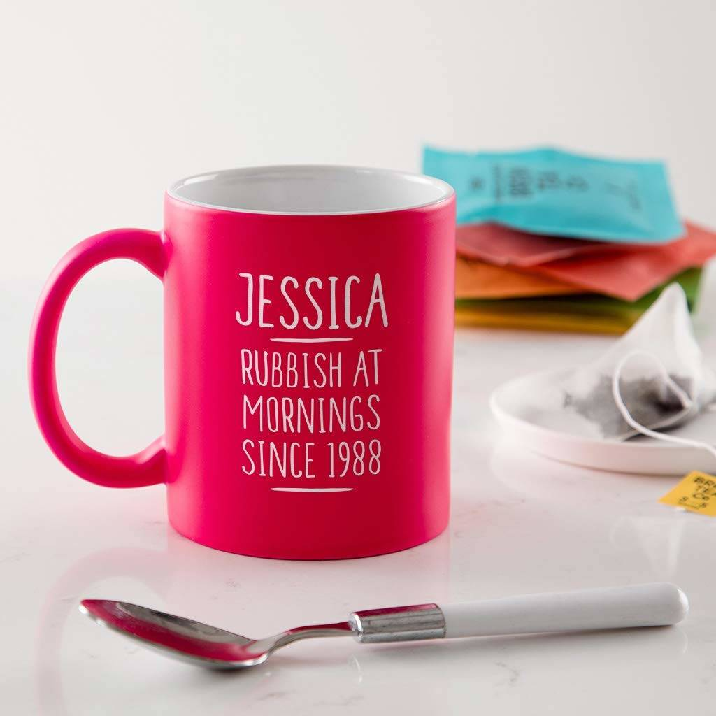 Personalised 30th Birthday Mug For Women ZOOM