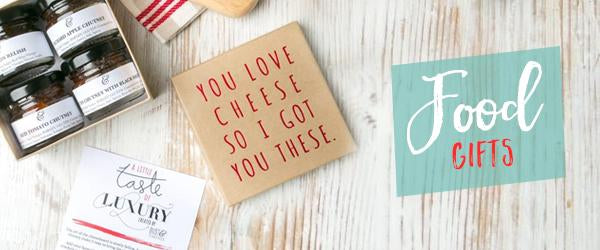 Handmade Food Gifts