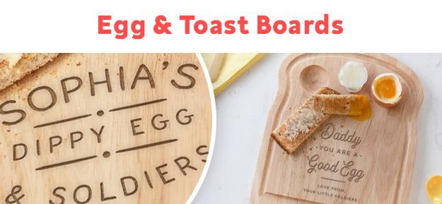 Egg & Toast Boards
