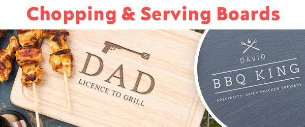 Chopping & Serving Board