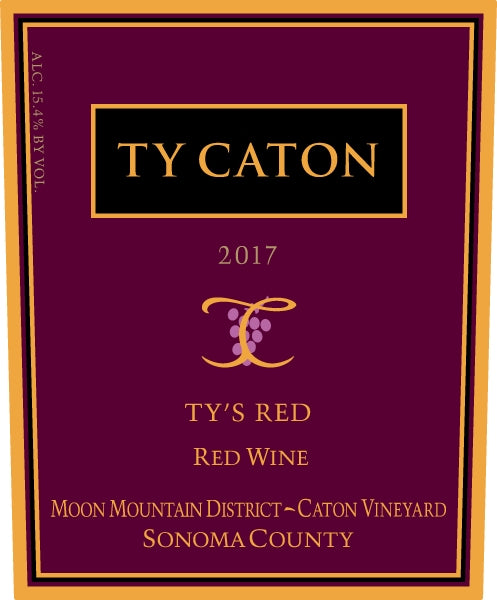 Estate Ty's Red 2017